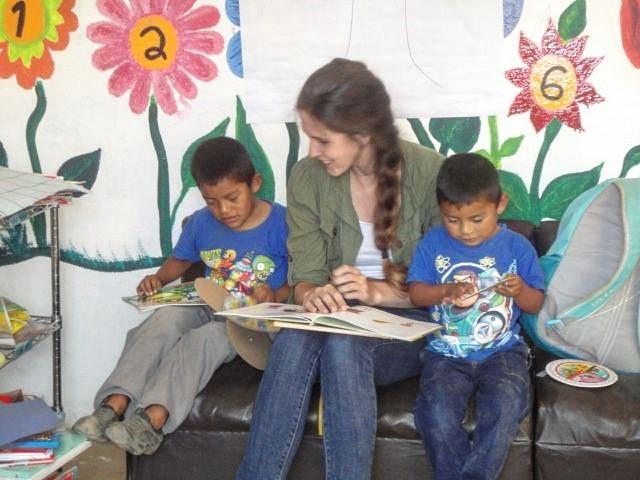 Service Learning in Mexico