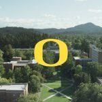 Courtesy of the University of Oregon