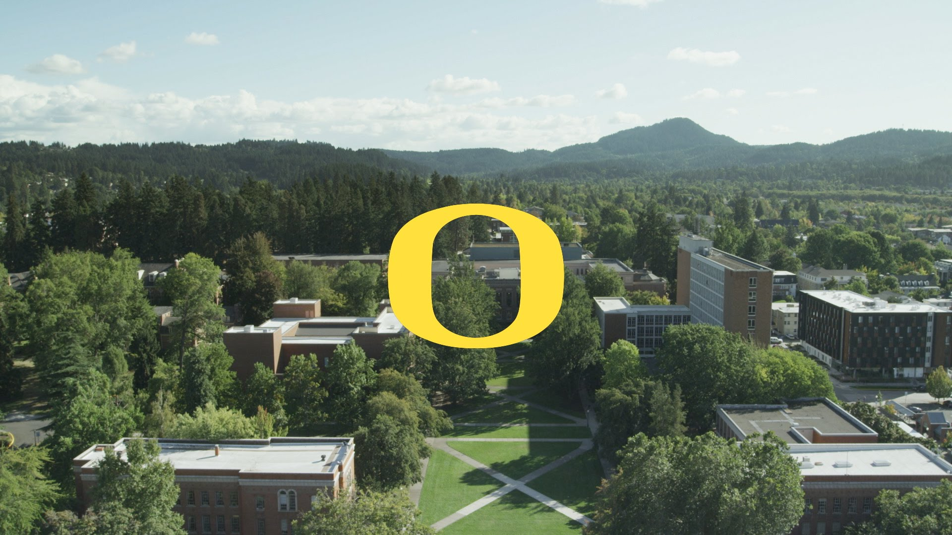 Courtesy of the University of Oregon