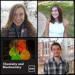 Photo Collage: Madi scott, Ashlee Vise and Cirus Waters (closckwise)