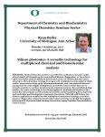 Poster Ryan Bailey Seminar Info