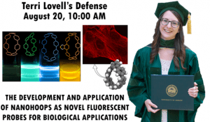 Defense Poster - Terri Lovell