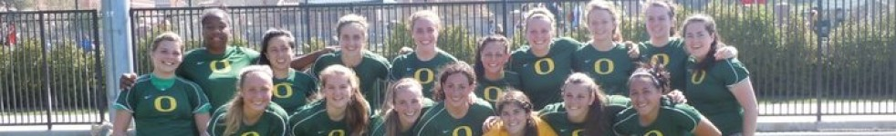 University of Oregon Women's Soccer