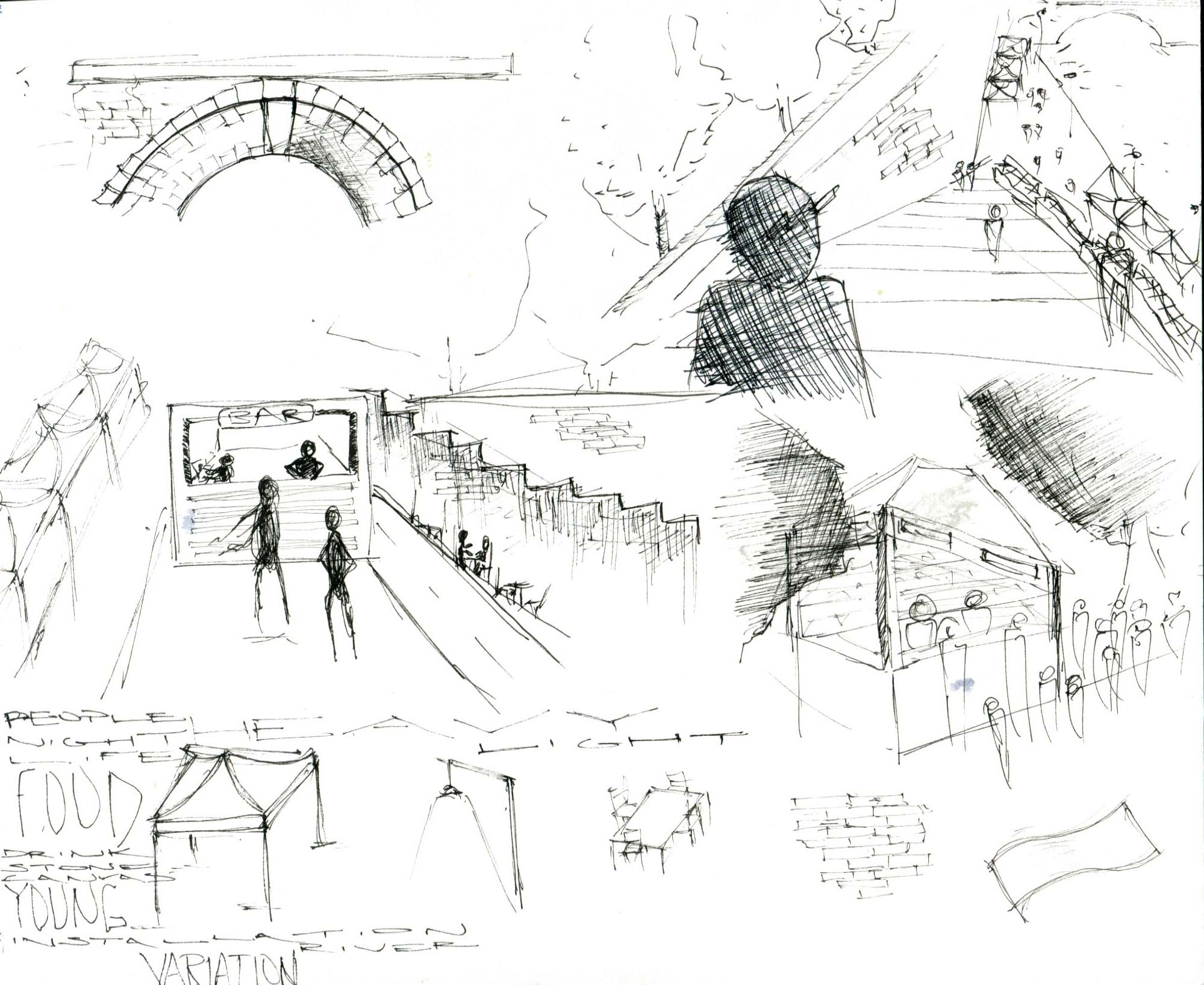 Cody\'s Sketches | Drawing Rome 2013