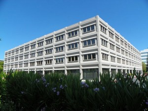 Photo: A San Jose building that could benefit from the Solar Awning