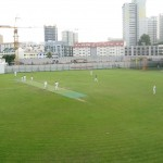 Cricket in Singapore