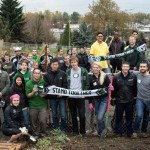 Warsaw Sports Business Club at Kenton Community Garden