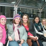 UO MAcc students on tour of Utrecht canals