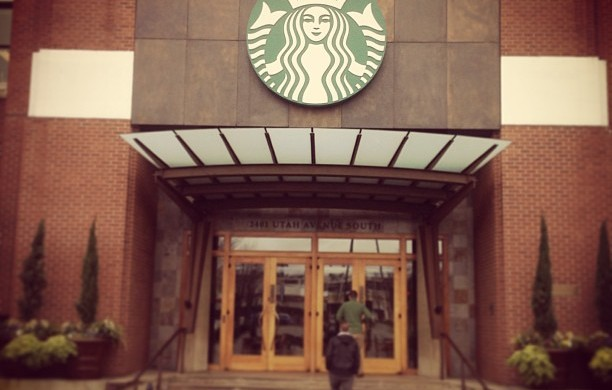 Starbucks Headquarters in Seattle