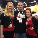 Red Duck meets Dave Dahl of Dave's Killer Bread!