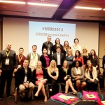 Organizers, Panelists, and Co-Directors all join for a group shot!