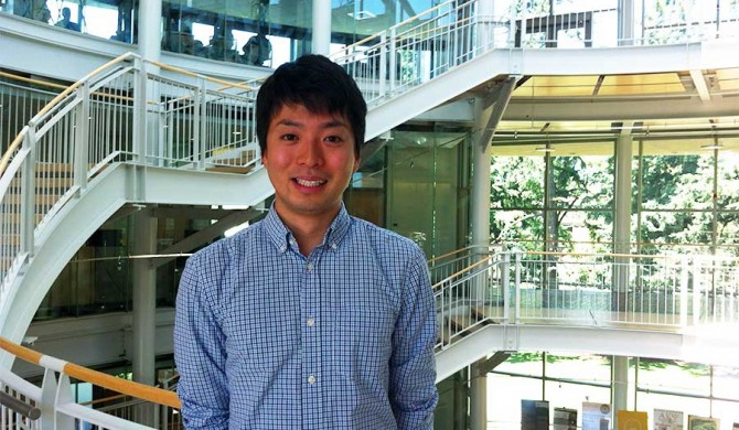 Bagging an Internship at Bloomberg--in Tokyo