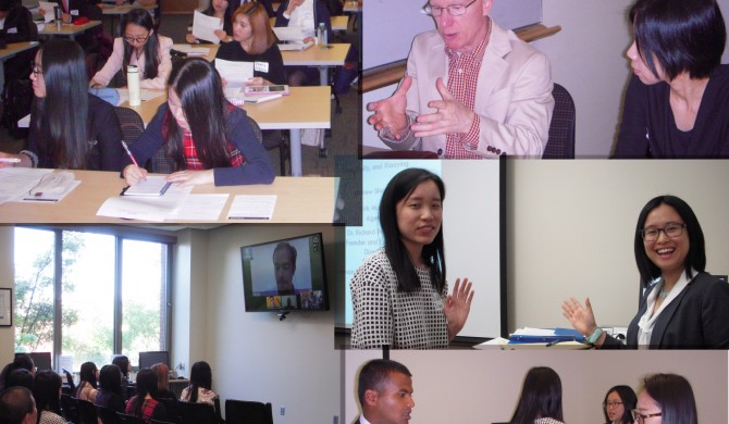 Career Readiness for International Students