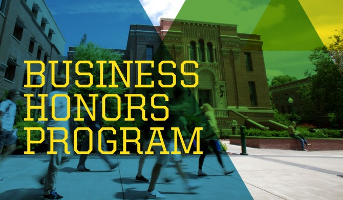 Honors Business Program