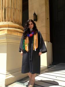 Kathryn Butera USF Graduation