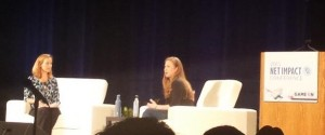 Chelsea Clinton at NI15