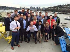 Oregon MBAs in Seattle