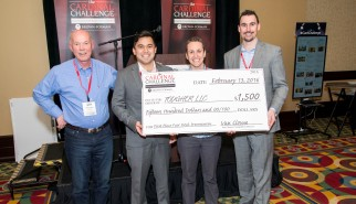 TougHer wins the fast pitch at the cardinal challenge
