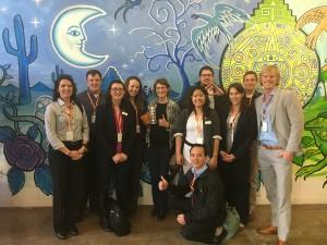 CSBP visits San Fransisco