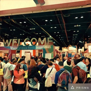 The IFT16 Trade Show Floor