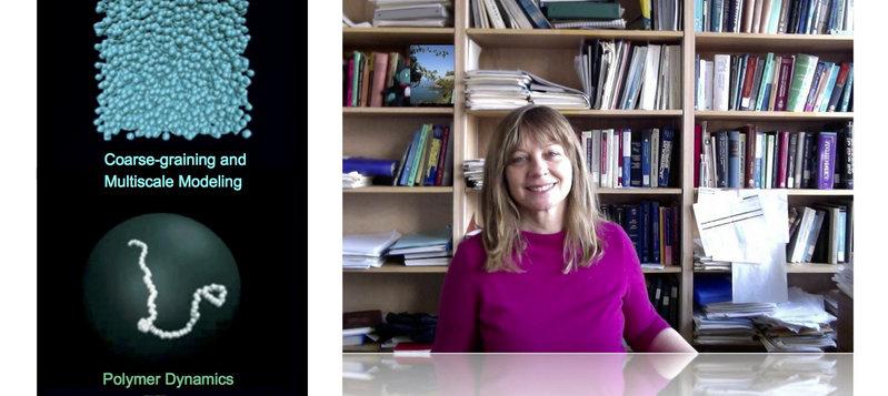 Marina Guenza chosen for UO Faculty Excellence Award