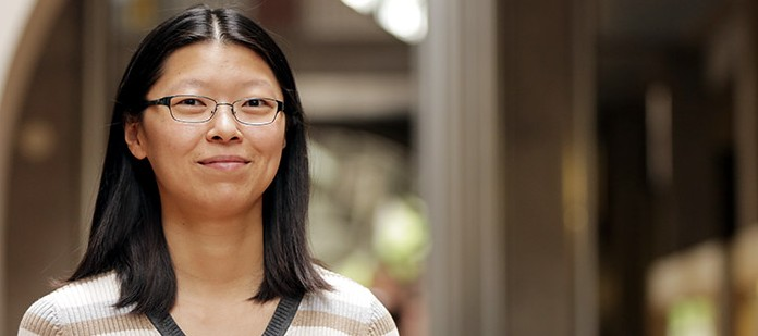 Diversity Program helped bring chemist Cathy Wong to the UO