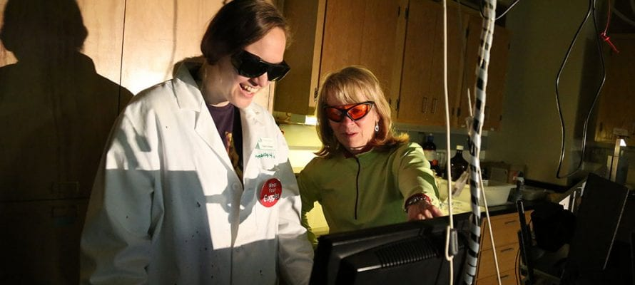 Geri Richmond to serve another term on the National Science Board