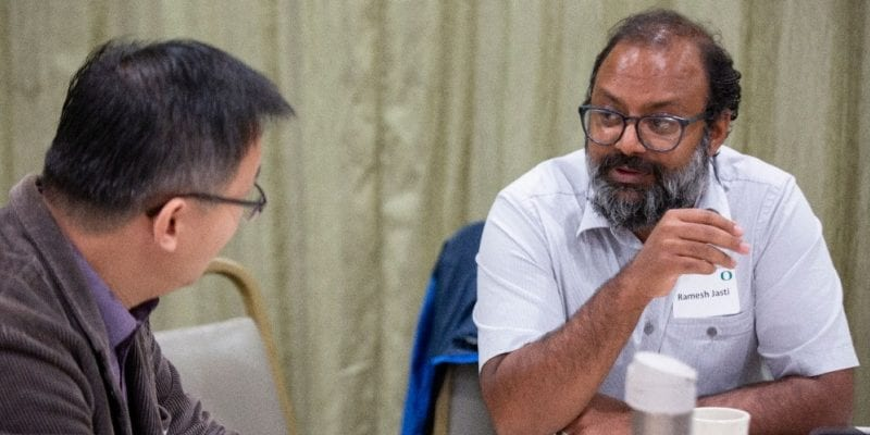 Ramesh Jasti's UO-OHSU Collaboration Receives 2nd Round of Funding