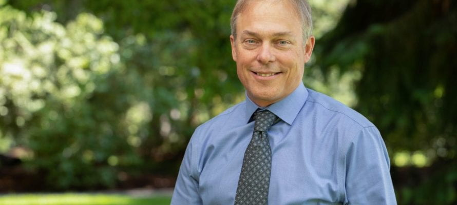 Hutchison named to new leadership role at Knight Campus