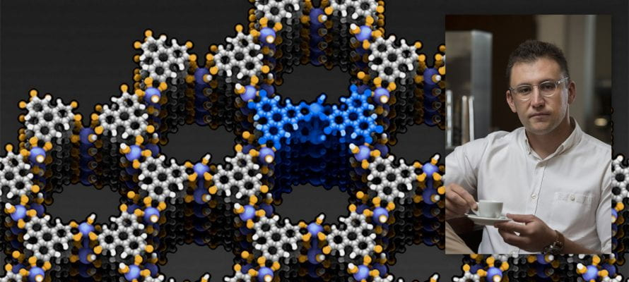 Hendon Lab, MIT collaborate on material with surprise electrical properties