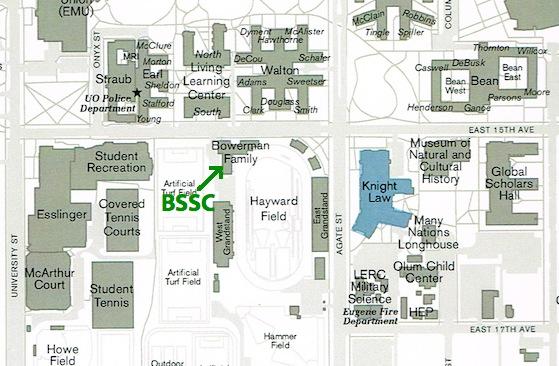 BSSC Map