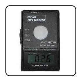 Sylvania Light Meter