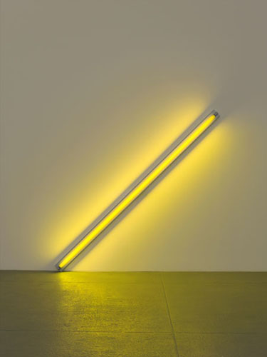 American University Address >> Home | Dan Flavin