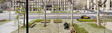 Remodelación del Passeig Sant Joan / Lola Domènech