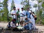 Newberry seismology class trip 2007