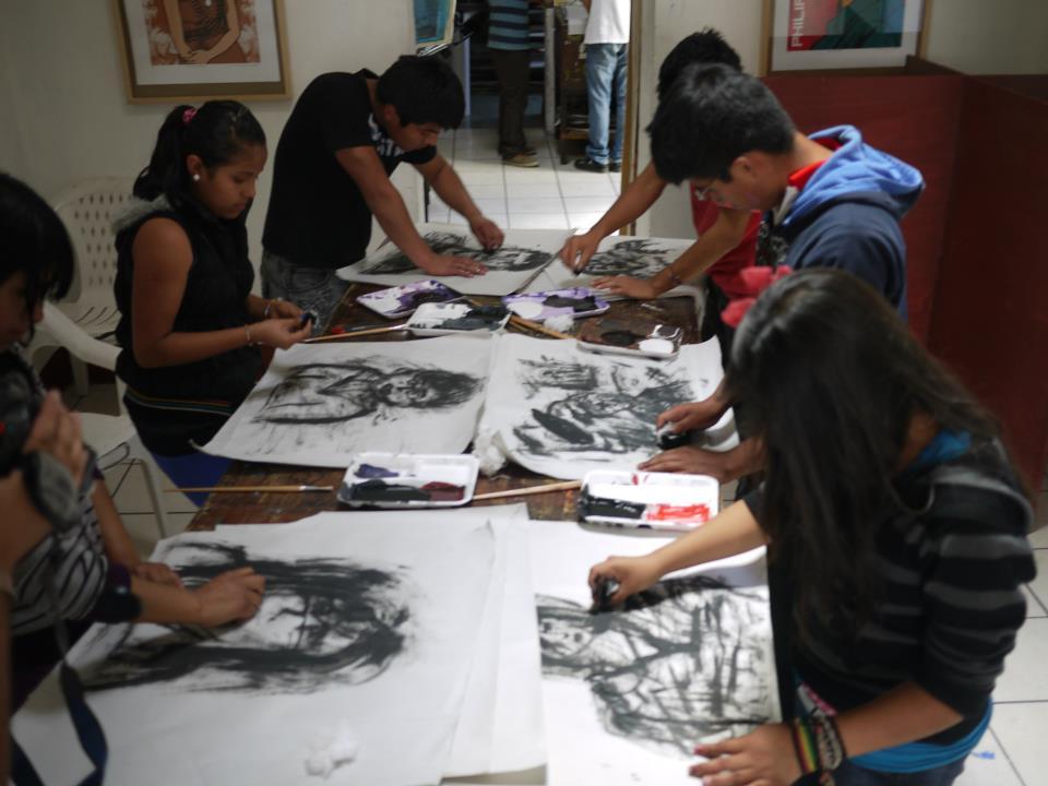 Workshop (Photo, ASARO collective)