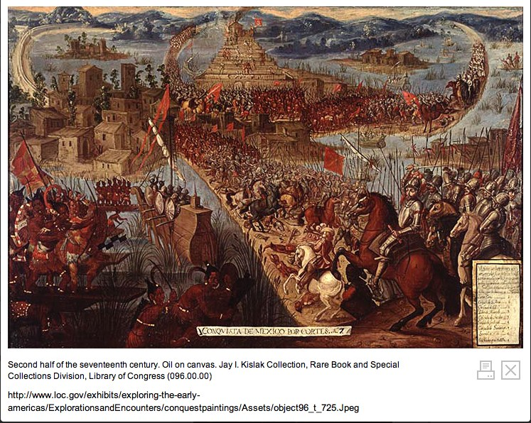 the spanish conquest essay Mike brass 1997 essay the conquest of the inca  the spanish arived in the middle of the critical situation and exploited the state of anarchy by favouring.