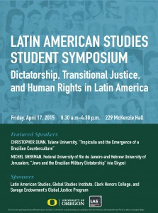 LAS transitional justice symposium