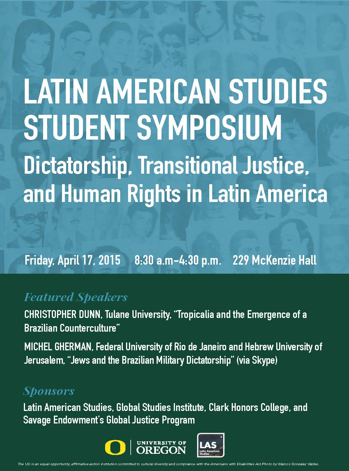 latin american studies Truly interdisciplinary, latin american studies allows you to create a rich,  powerful, and ultimately an extremely practical educational experience.