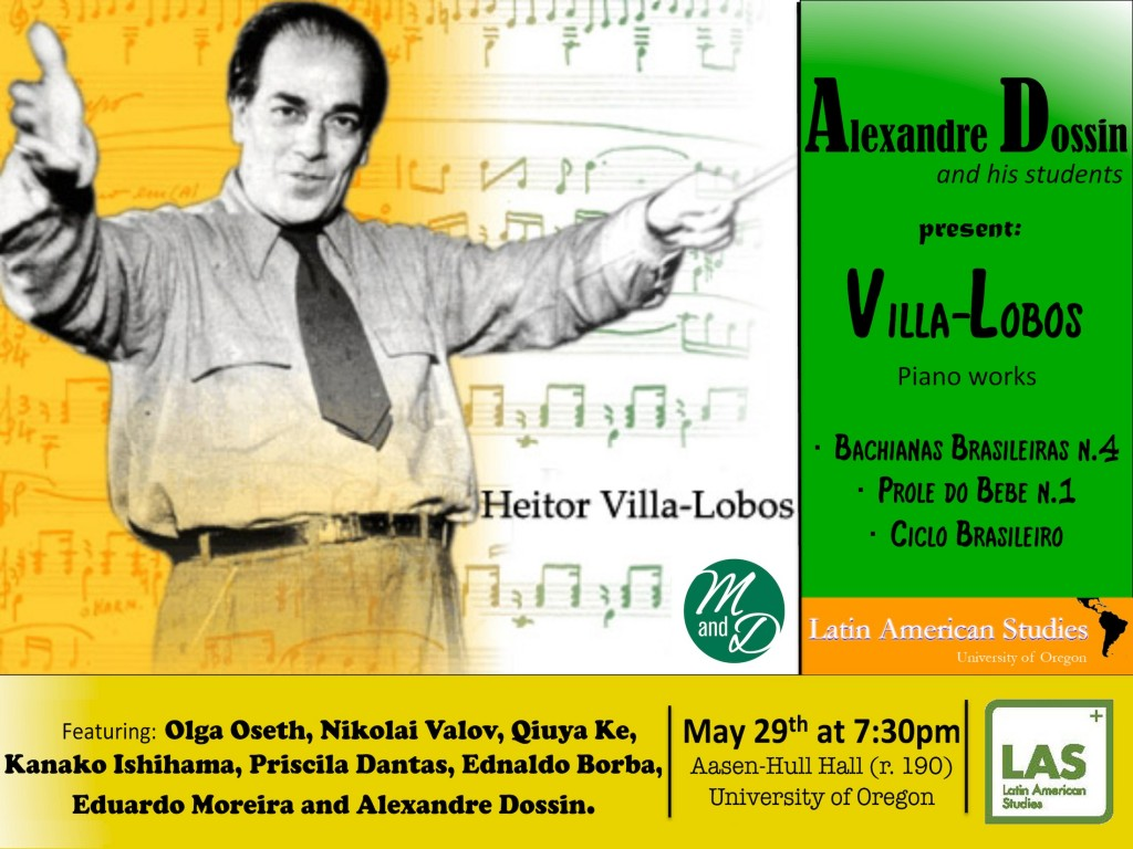 VillaLobosPoster