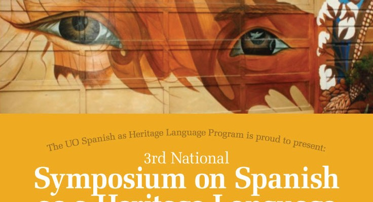 Symposium Spanish as a Heritage Languages in the U.S.