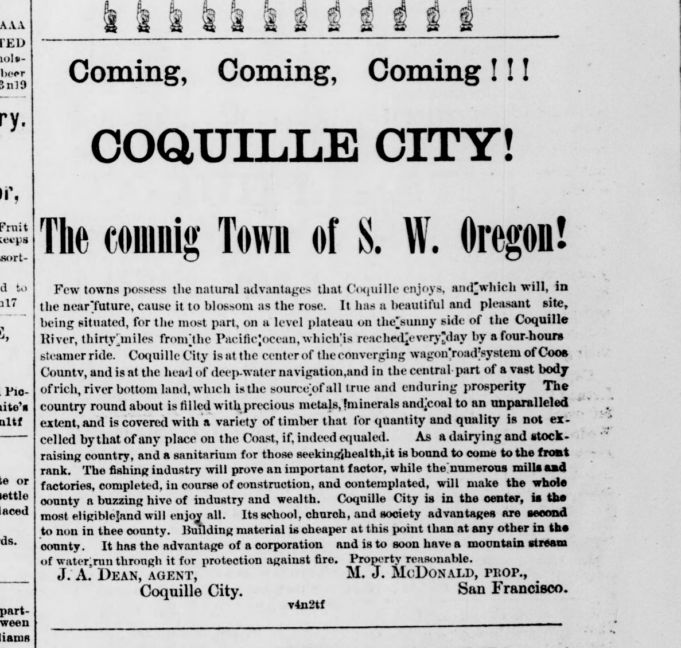 Coquille City Herald
