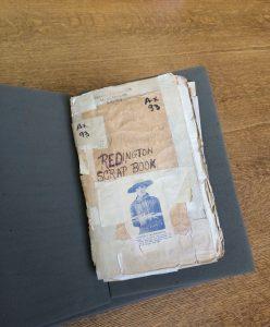 Redington Scrapbook