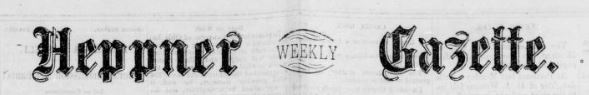 Heppner Weekly Gazette