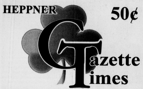 Heppner Gazette-Times title
