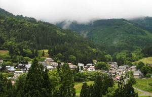 Akita Mountain Village