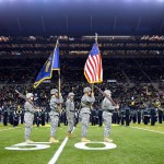 Color Guard - Arizona Game