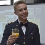 Cadet Justin Patin