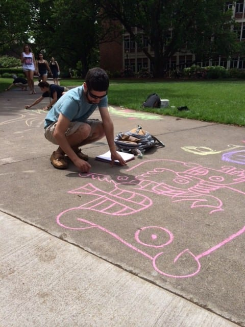 """Timelines and Measurable Goals – """"Chalk It Up"""" Style"""