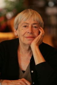 Ursula K. Le Guin / photo by Dan Tuffs